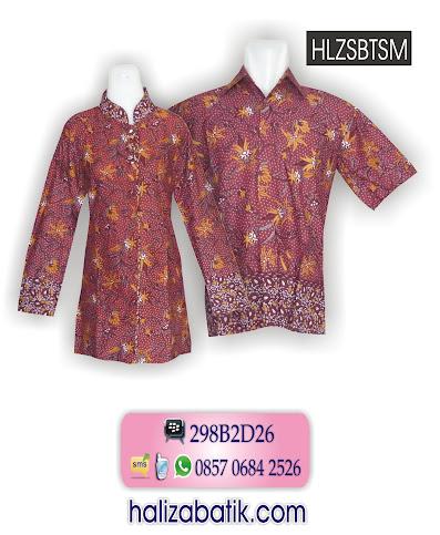 grosir batik pekalongan, Seragam Batik, Batik Sarimbit, Model Sarimbit