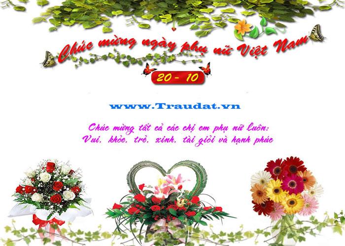 Hình Ảnh Những Lời Chúc, Tin Nhắn Hay Và Ý Nghĩa Ngày 20/10