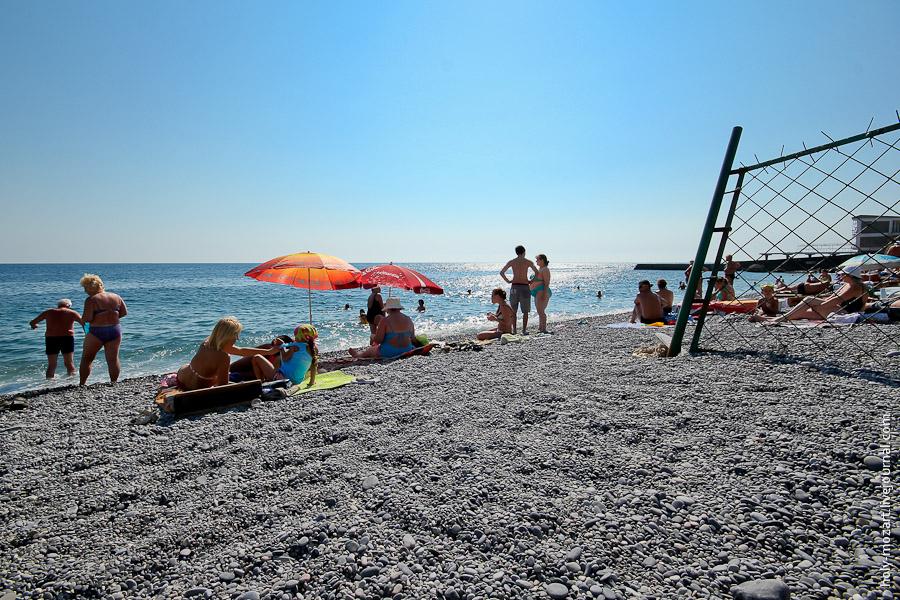 Гаспра золотой пляж фото