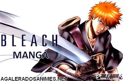 Bleach Mangá Todos os Capítulos leitura Online em português