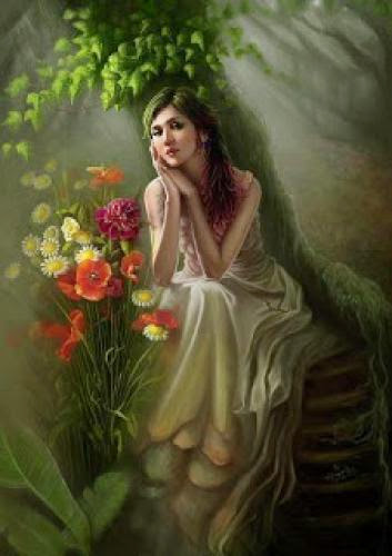 A Spiritual Chant To The Goddess