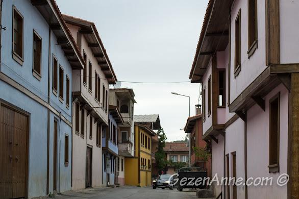 Bursa, Misi Köyünde restore edilmiş köy evleri
