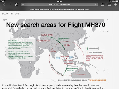 This article summarizes what nosotros know in addition to what nosotros don More than 600 possible runways for MH370