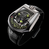 URWERK UR-202 Turbine Automatic steel