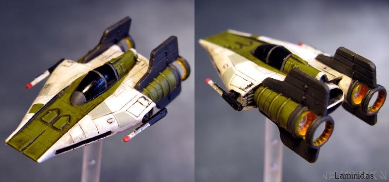 Laminidas' farbige Werften 140228+X-Wing+-+A-Wing+3
