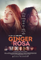 Resenha do filme Ginger & Rosa (Ginger & Rosa), de Sally Potter