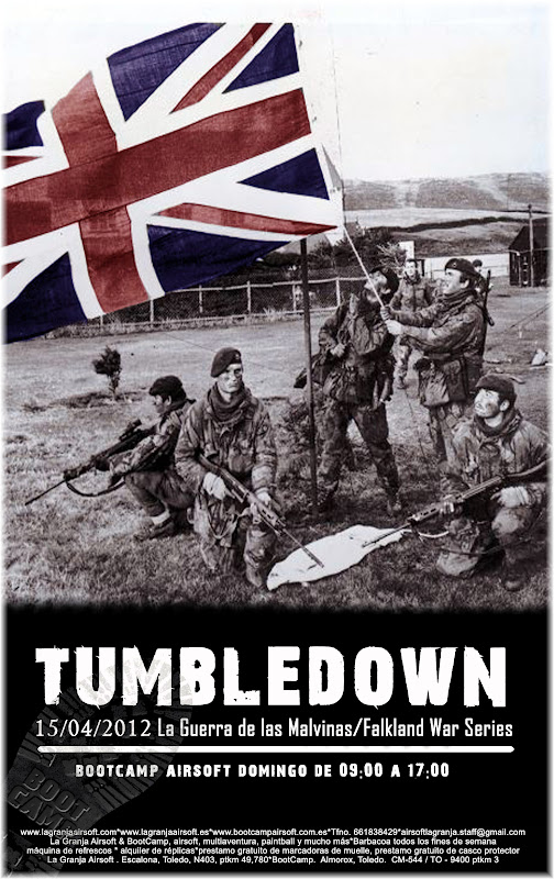 APLAZADA - Monte Tumbledown  Tumbledown
