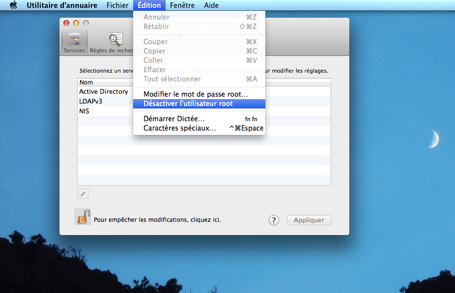 Red macinfo for Fenetre utilitaire mac
