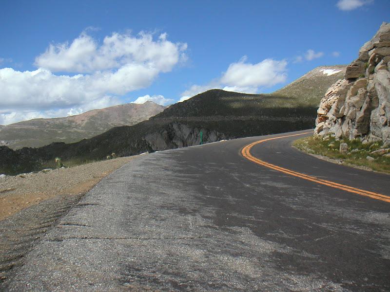 Mount Evans • Mount Evans Road