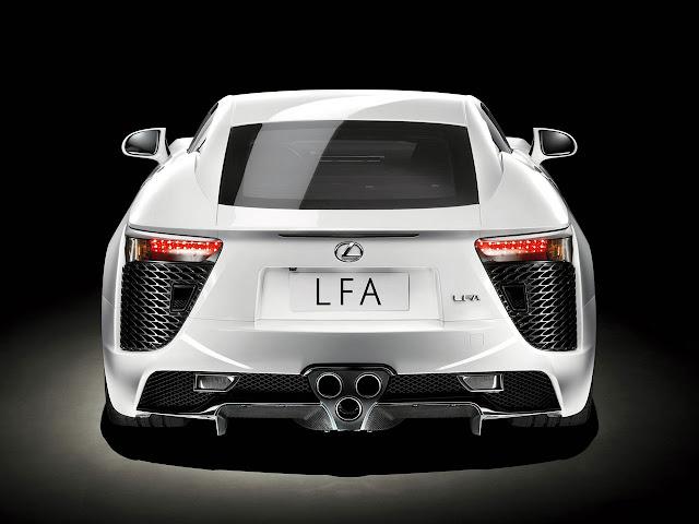 Lexus LFA Sportcar