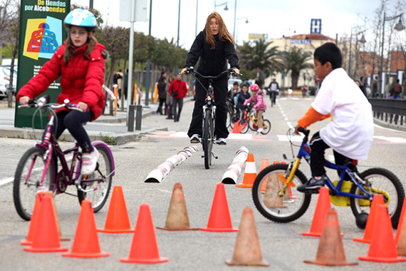 6ª edición de 'Muévete en bici' por Alcobendas