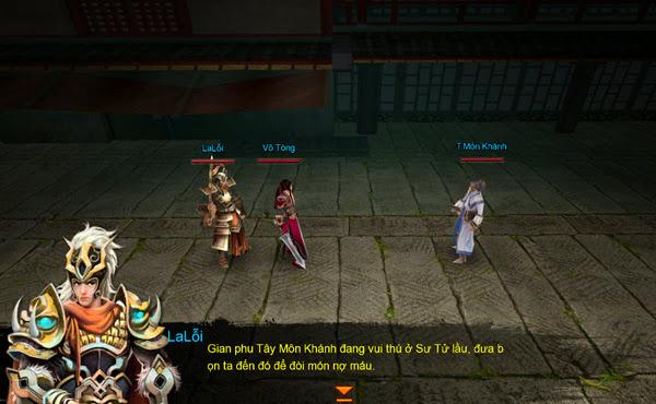 Soha Game tiết lộ nhiều thông tin mới về Thủy Hử 3D 2