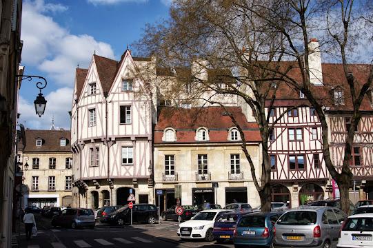 Dijon (Дижон) - достопримечательности, путеводитель