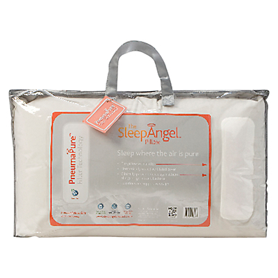 Sleep Angel Pillow Review