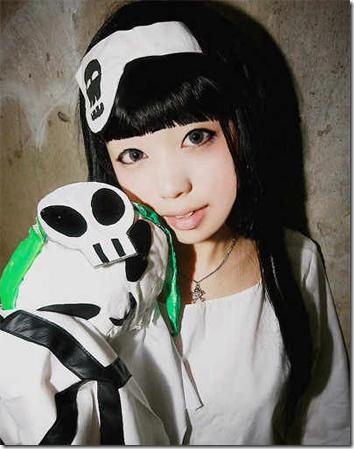 air ger cosplay - noyamo shiraume