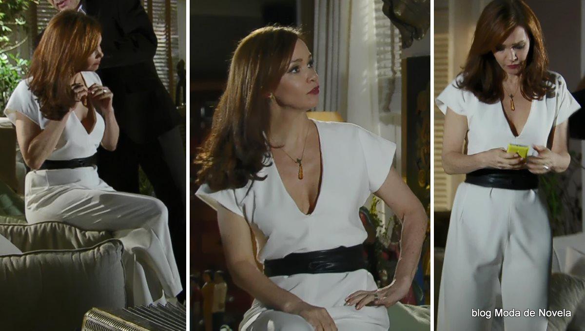 moda da novela Em Família - look da Helena dia 26 de junho