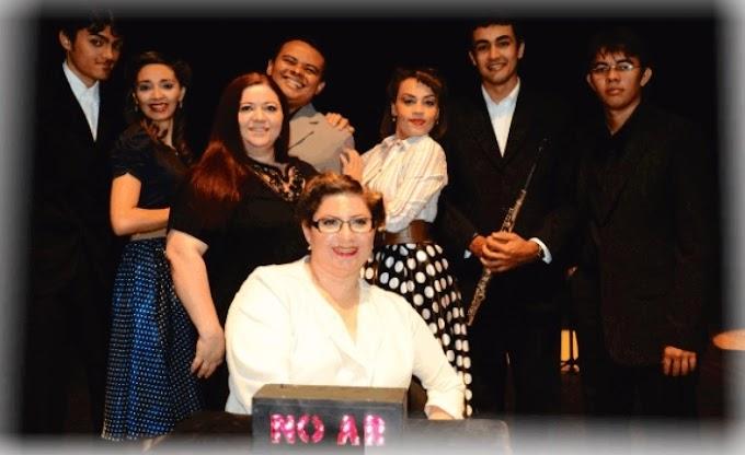 Companhia Bagana se apresenta em Natal nas comemorações dos 109 anos do Teatro Alberto Maranhão