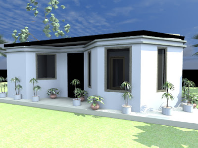 how to build a cheap house in kenya