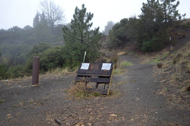 warnings about the trail
