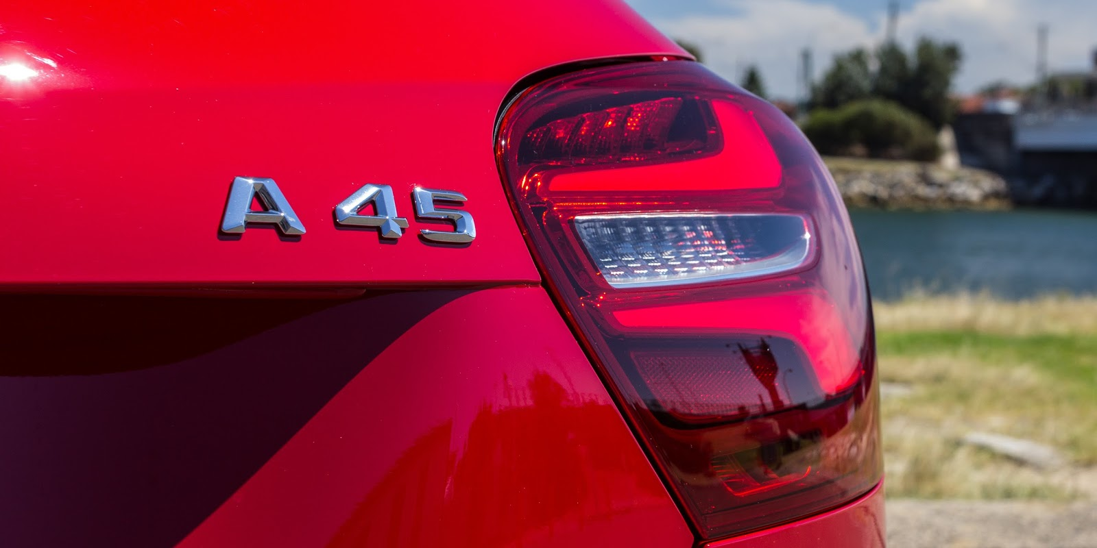 Mercedes AMG A45 4Matic 2016