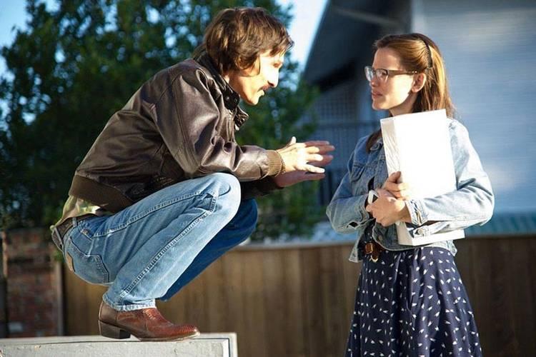 """""""Dallas Buyers Club"""", la película que le otorgó profesionalidad a Matthew McConaughey"""