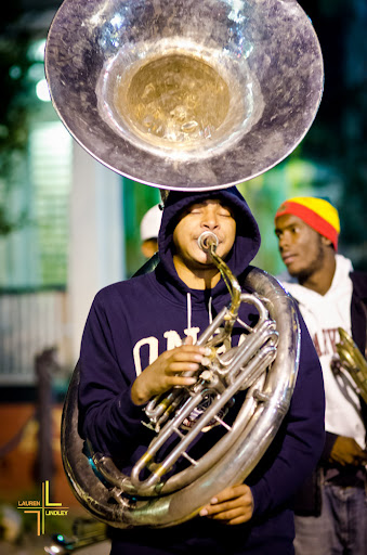 New Orleans, Street Music, Brass Bands, Frenchman St