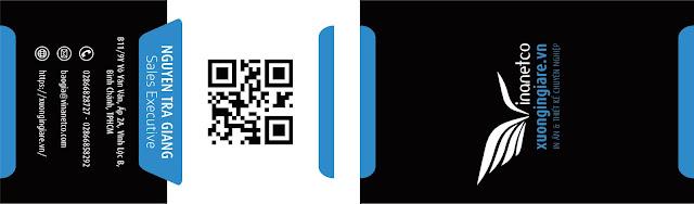 Sample Name Card - Code : namecard055