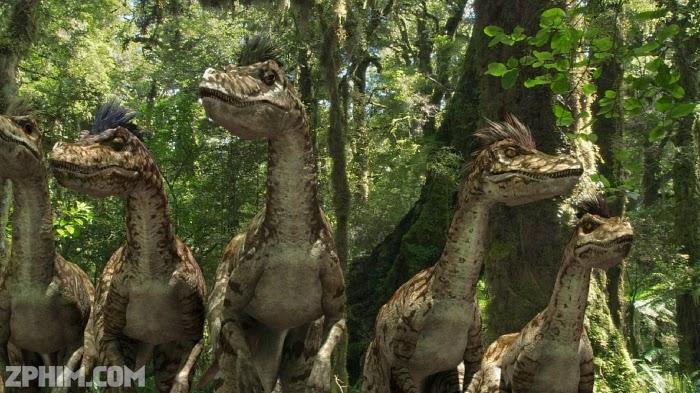 Ảnh trong phim Khủng Long đại Chiến - Tarbosaurus 3D 1