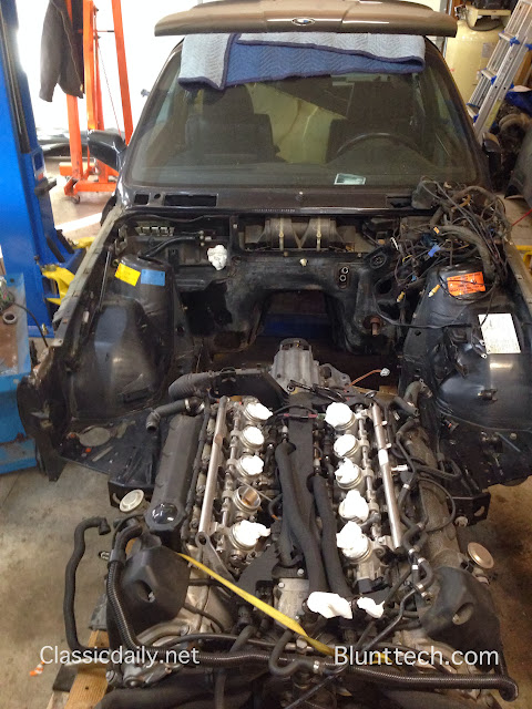 Blunttech / Classic Daily V10 S85 BMW E30 M3 Swap-Page 2