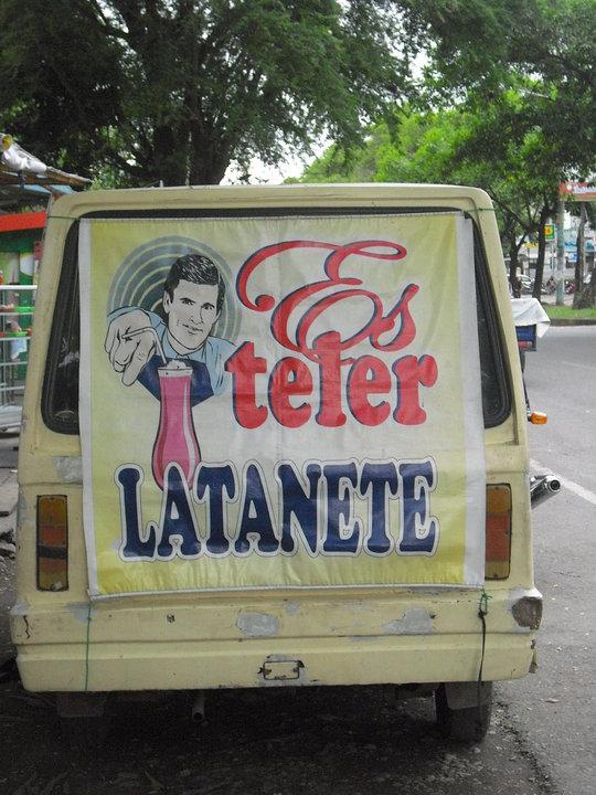 Es Teler Latanete