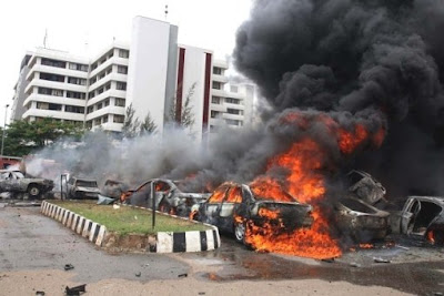 Nigeria: Muslim terrorists bring death for Christmas