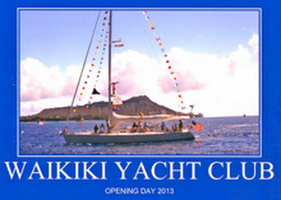 J/160 Best Dressed Waikiki Yacht Club- Honoluly, Hawaii