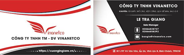 Sample Name Card - Code : namecard042