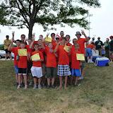 Carmel Boy Scouts Catapult contest