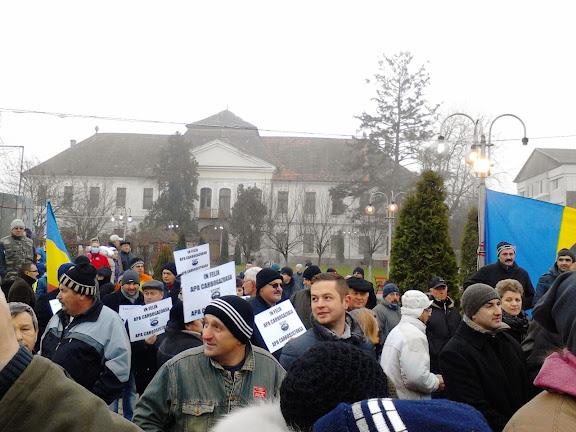 Gaze de şist versus ape termale în judeţul Bihor #1