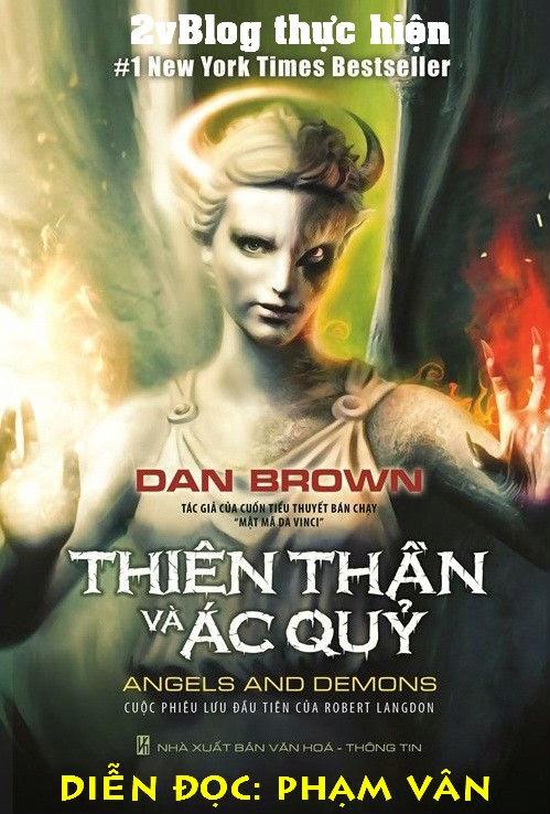 [Audio Trinh Thám]: Thiên thần và ác quỷ- Danbrown