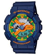 Casio G-Shock : GD-350-1B