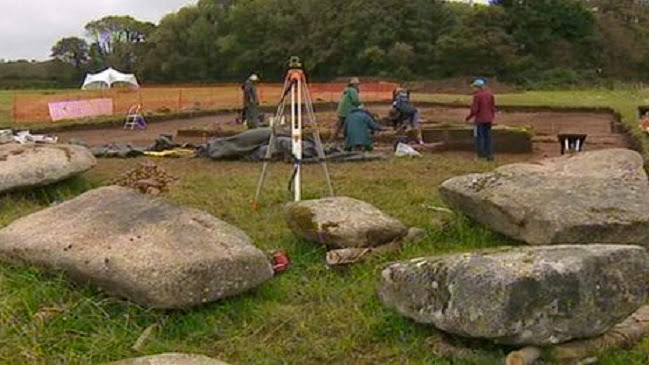 UK: Carwynnen Quoit to be rebuilt