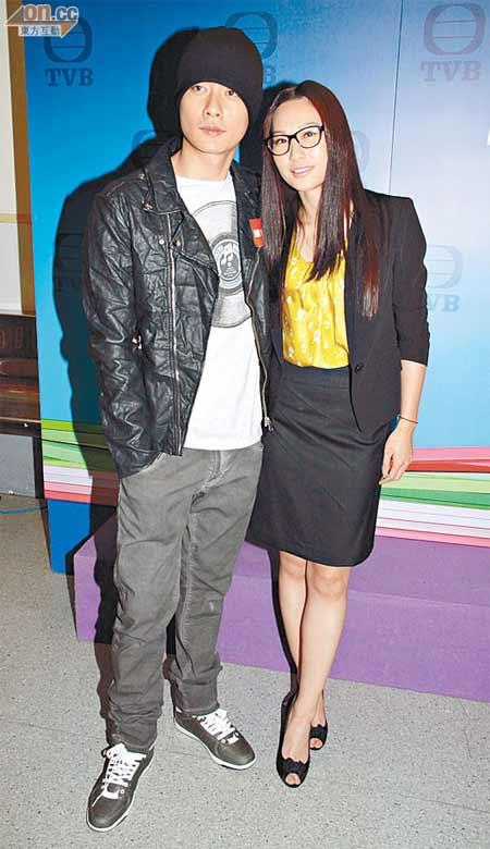 Bosco Wong Kate Tsui Sneak Attack (Salute Laughing Sir) TVB