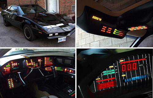 Knight Rider was far ahead of its time, but we're catching up