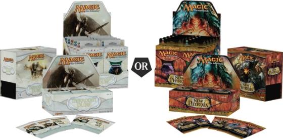 Magic : Mirrodin Pure / New Phyrexia