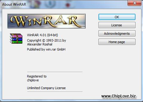 WinRAR 4.11 Final Full - Phần mềm hỗ trợ giải nén tốt nhất - Image 2