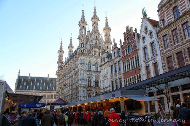 Leuven, Leuven Ton Hall