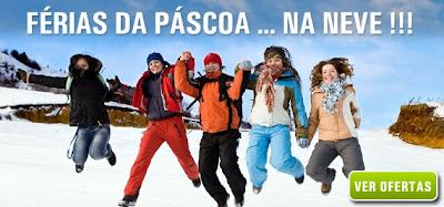 Rumbo oferece pacotes para esquiar no feriadão de Páscoa a partir de 80€. Ótima oportunidade para conhecer Andorra