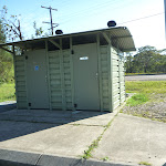 Toilets at Somersby Store (370774)