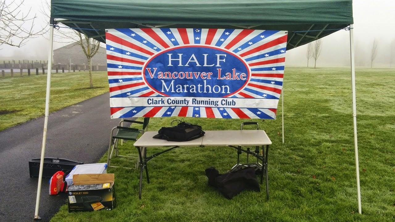 RaceThread.com CCRC Vancouver Lake Half Marathon