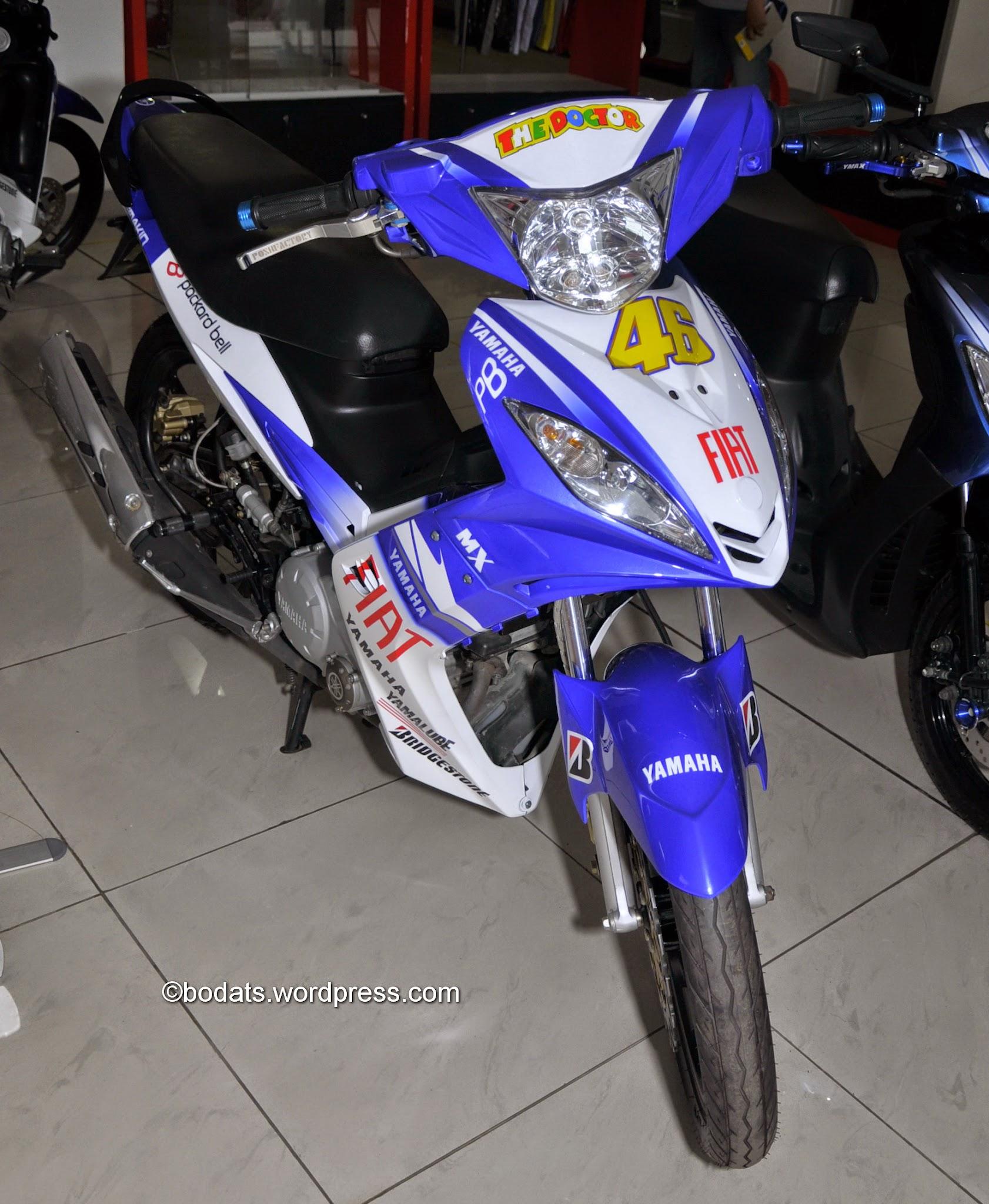 modifikasi motor jupiter z 2010