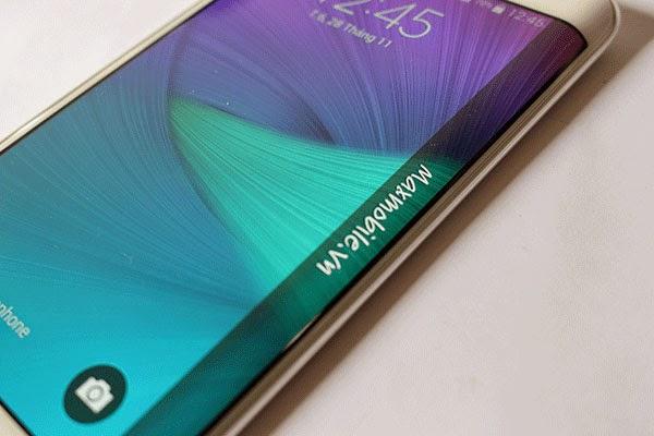 Màn hình Samsung Note Edge