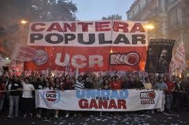 """POLITICA: LANZAMIENTO DE """"LA CANTERA"""" ARECO. LINEA INTERNA RADICAL"""