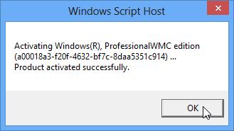 Activation Windows 8 อย่างชัวร์ๆ ไม่มั่วนิ่มกับนาย C-GRu W8act16